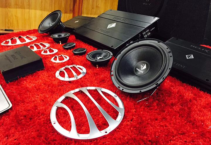 宝马3系改装德国HELIX音响,分分钟享受Hi-Fi级音乐生活