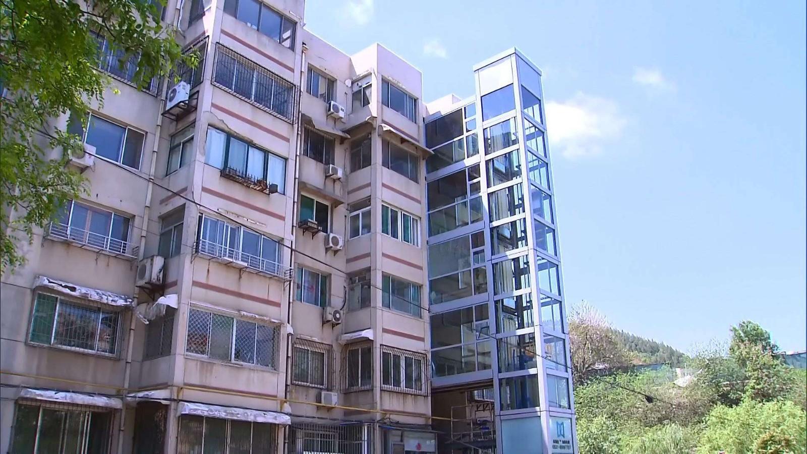 老旧住宅贝博ballbet加装改造市场可期