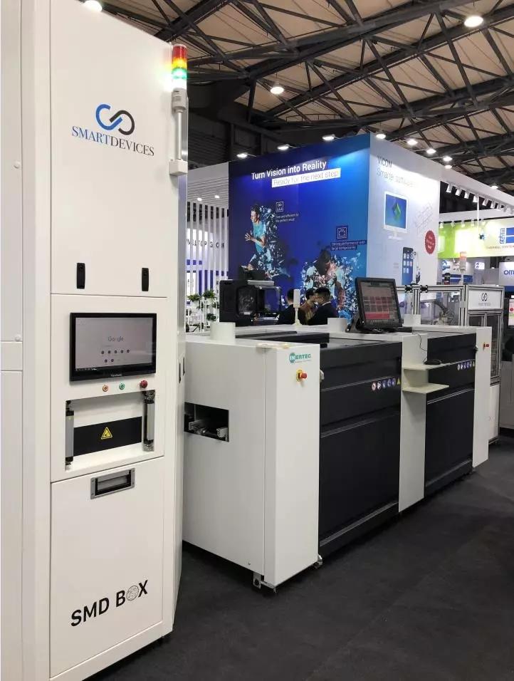 慕尼黑上海电子生产设备展开幕首日,挚锦科技如期与您相见!
