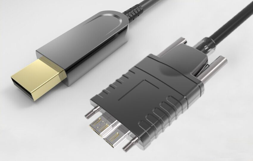 USB 3.0 A to Micro B Active Optical Cable