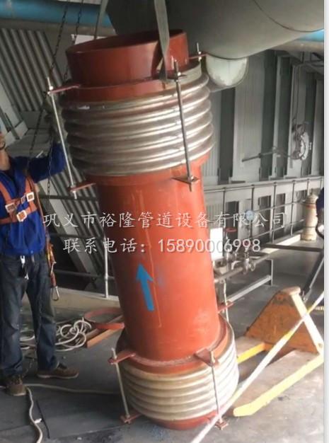 波纹补偿器使用在管道中的作用