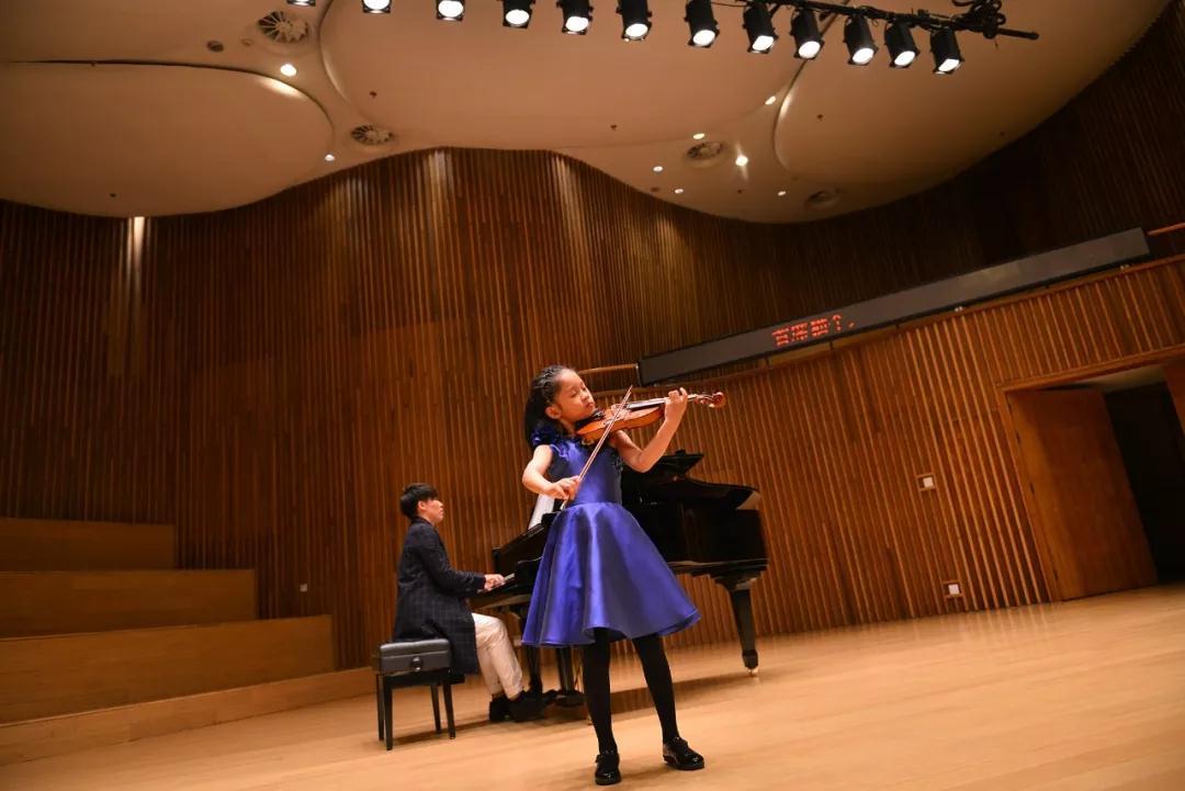 首席猫学小提琴六年,林睦梓的音乐成长故事