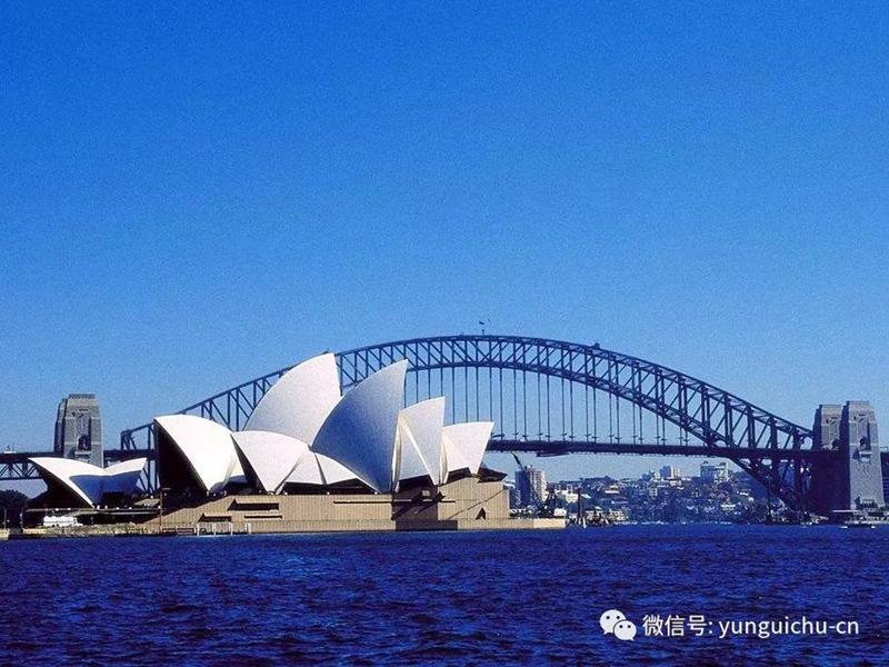 纯闻大和尚率团赴澳大利亚友好访问