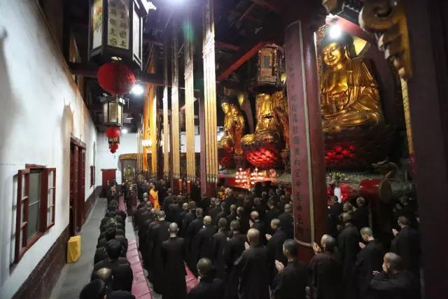 纯闻大和尚出席中国佛教协会汉传佛教教务教风委员会会议