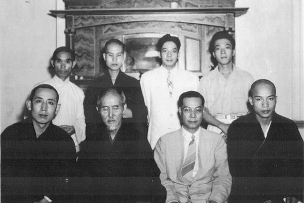 一代高僧、香港佛教联合会会长觉光长老圆寂