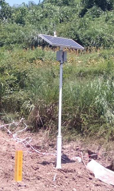 管道优发国际顶级在线监测--中贵线(习水1号点)