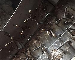 水泥窑用耐火浇注料的维修