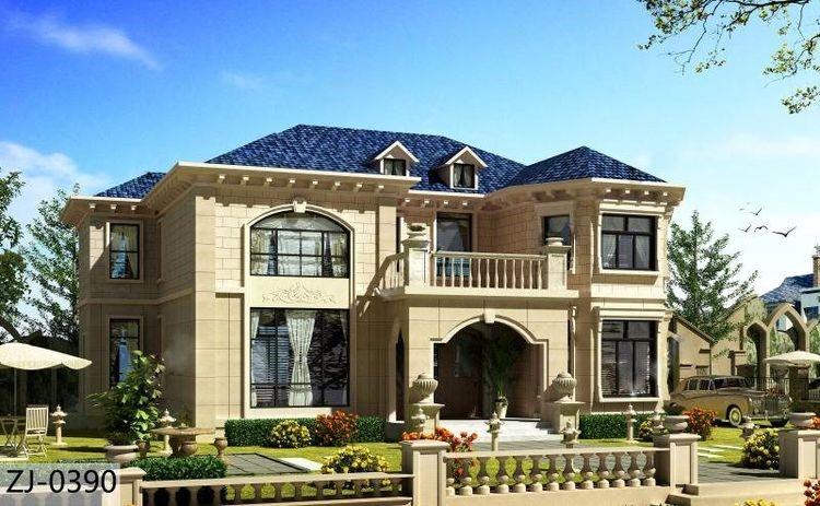 轻钢别墅丨别再问为什么选轻钢结构房屋了,这就是原因!