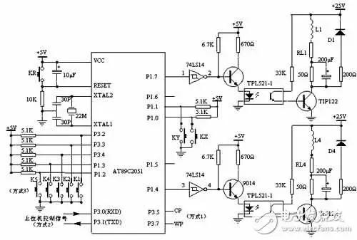 步进电机驱动器系统软件设计以及细分驱动电路 步进驱动器