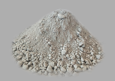 高铝均质料在焚烧炉用耐磨浇注料中的应用