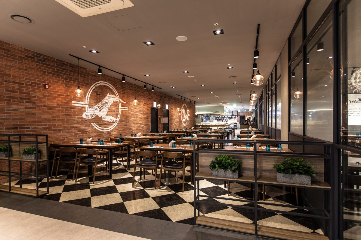 郑州自助餐厅设计的注意事项