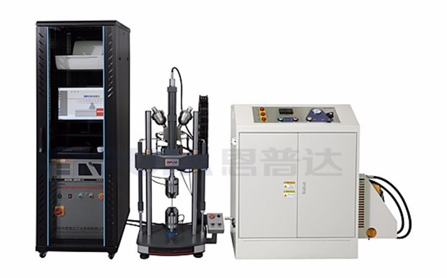 EH-9000S Electro-hydraulic Servo Structure Dynamic Fatigue Test Bench