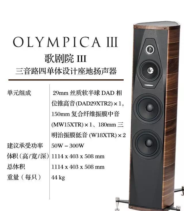 OLYMPICA歌剧院系列