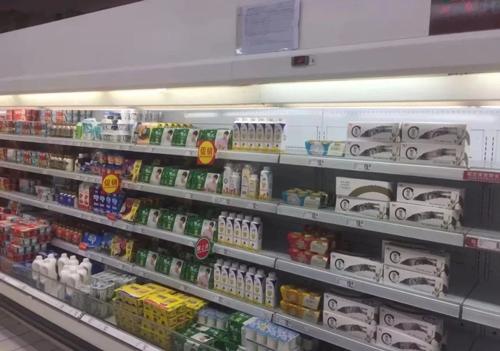 自动售货机卖奶,我们猜结果一定是这样的......!