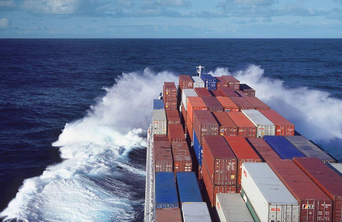 进出口海运整柜