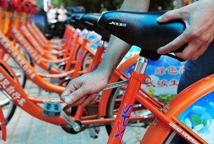 """在农村投放公共自行车,便民项目为何沦为""""鸡肋工程""""?"""