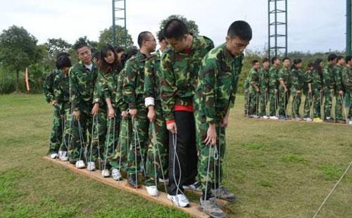 大脚板拓展训练项目心得体会