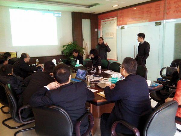 解决核心障碍 拟定行动计划 确保绩效增长——集团召开各板块、各公司2015年工作目标推演会议