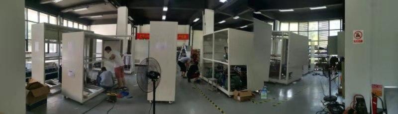 诺威特测控人迎战高温,环境试验箱出货量再创新高