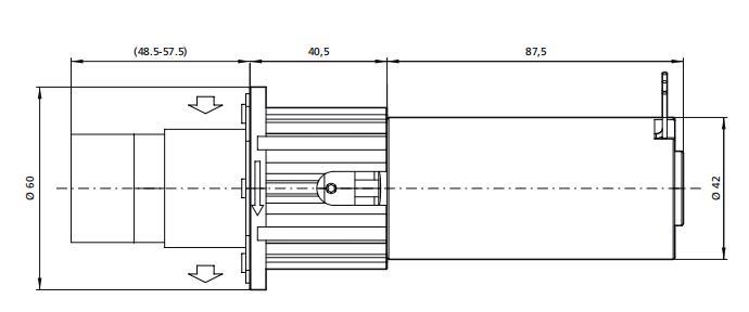 Fluid-O-Tech磁力驱动齿轮泵