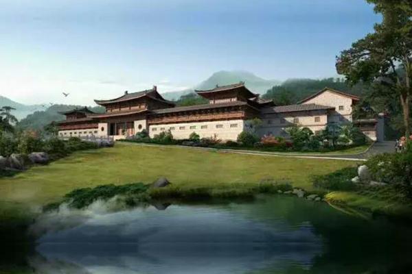 国际禅修院外院