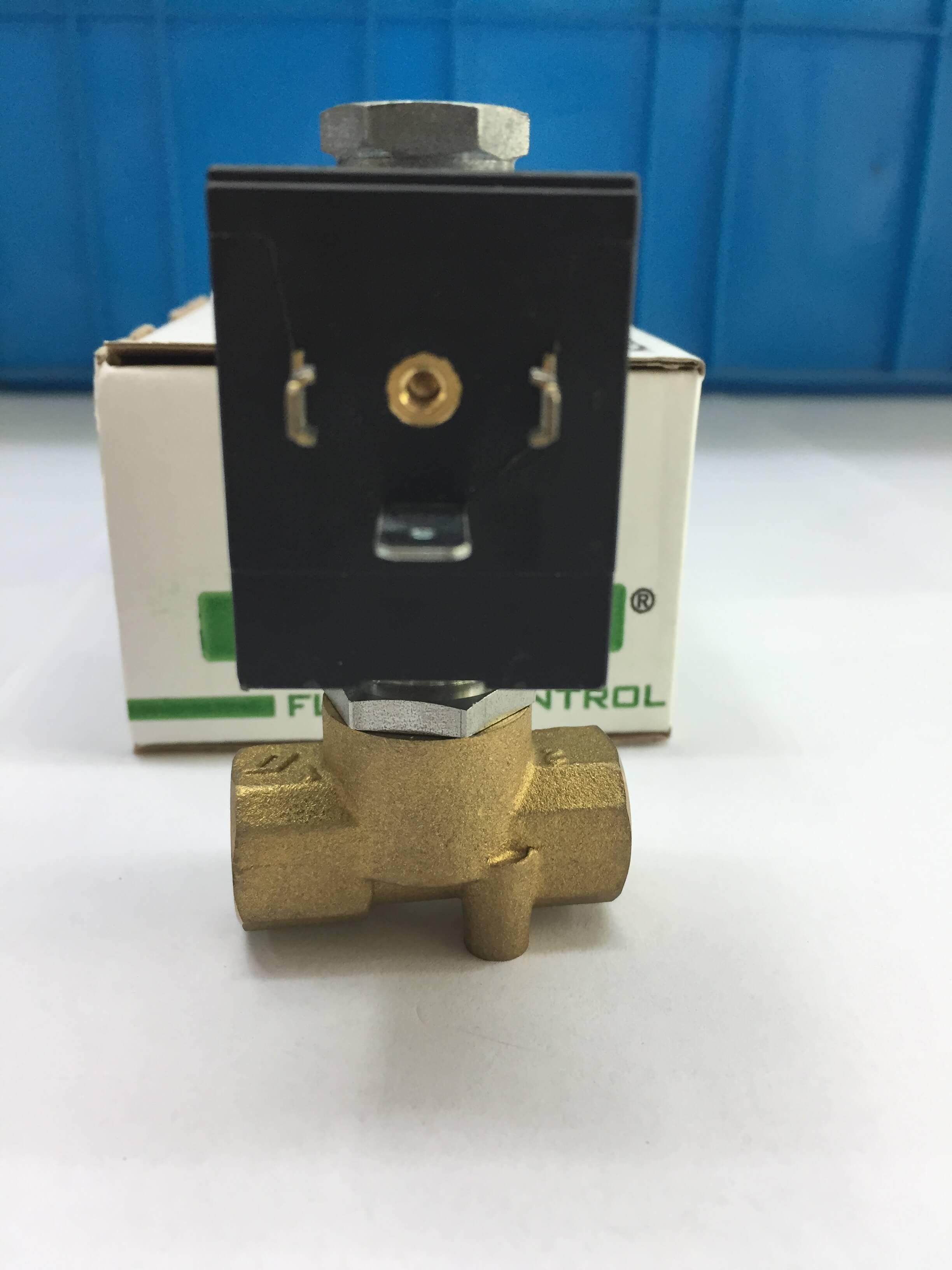 8062系列常开电磁阀