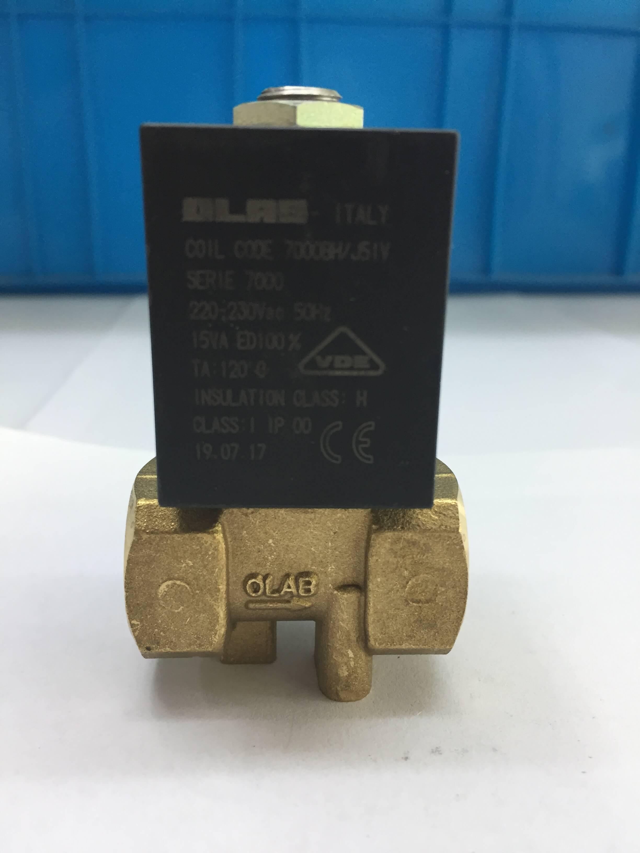 8194系列二通直动式电磁阀
