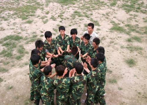 團隊凝聚力拓展訓練項目:風中勁草