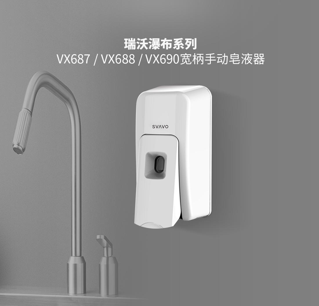 VX687/VX688/VX690