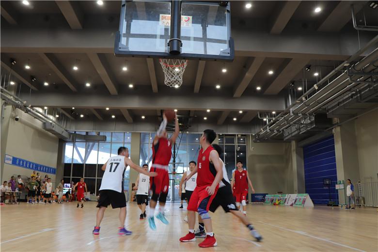 【赛事战报】 热烈祝贺浙江川商篮球俱乐部小组赛第二场取得胜利!