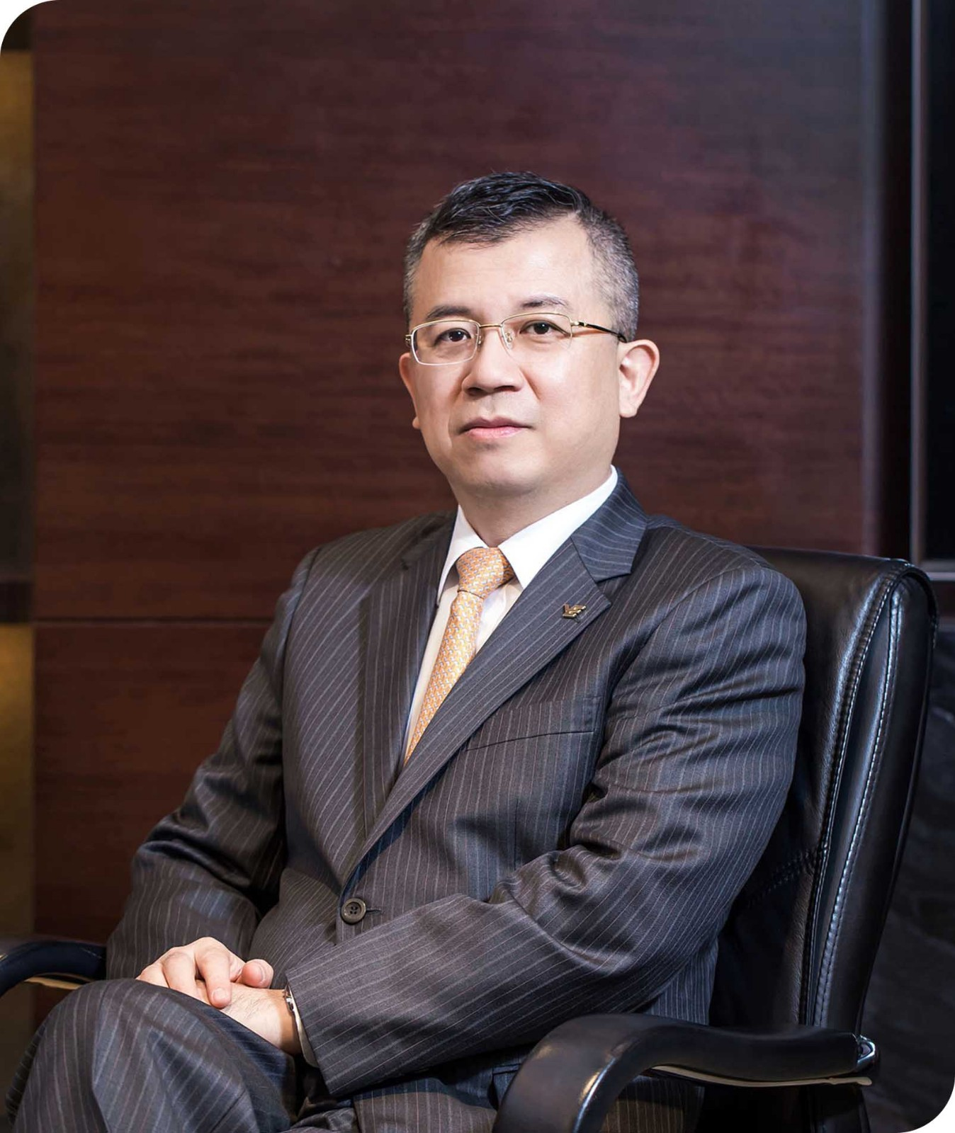 Mr Li Feng (Chief Capital Operation Officer of YUEXIU Group ,Chairman of Yuexiu Transport)
