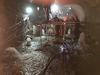 水库漏水堵漏处理