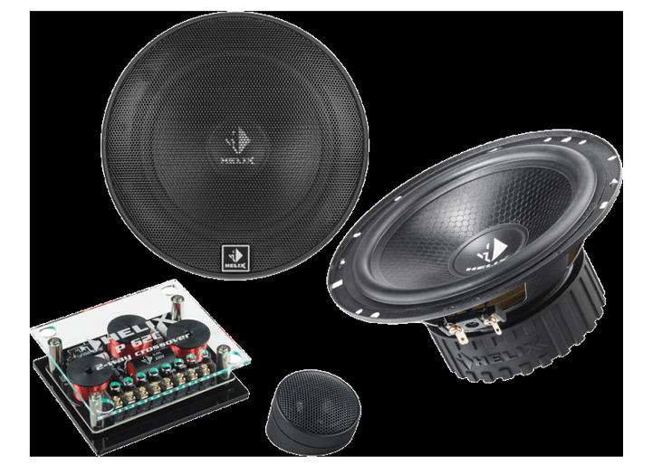 雷克萨斯LS430音响改装 德国BRAX、HELIX给你前所未有的酣畅体验