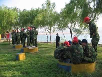 拓展训练项目孤岛求生对企业管理的启示