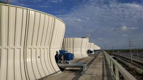 马利ClearSky消雾节水冷却塔服务于全球最大垃圾焚烧电厂项目