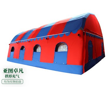 婚宴拱形充气帐篷