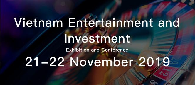 2019年越南国际博彩娱乐展及会议 2019年11月21-22日