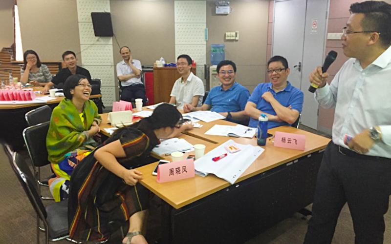 南方报业-从专业领队走向项目管理 第一期