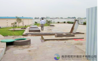 腐殖填料生物滤池(HF)