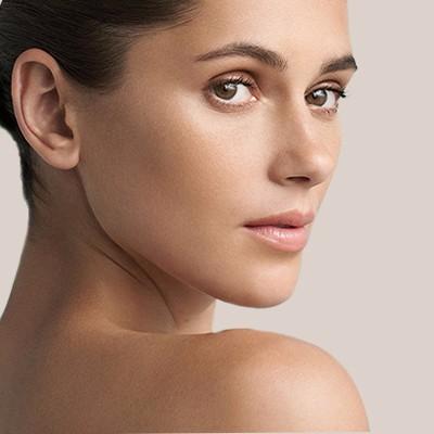 皮肤干油检测