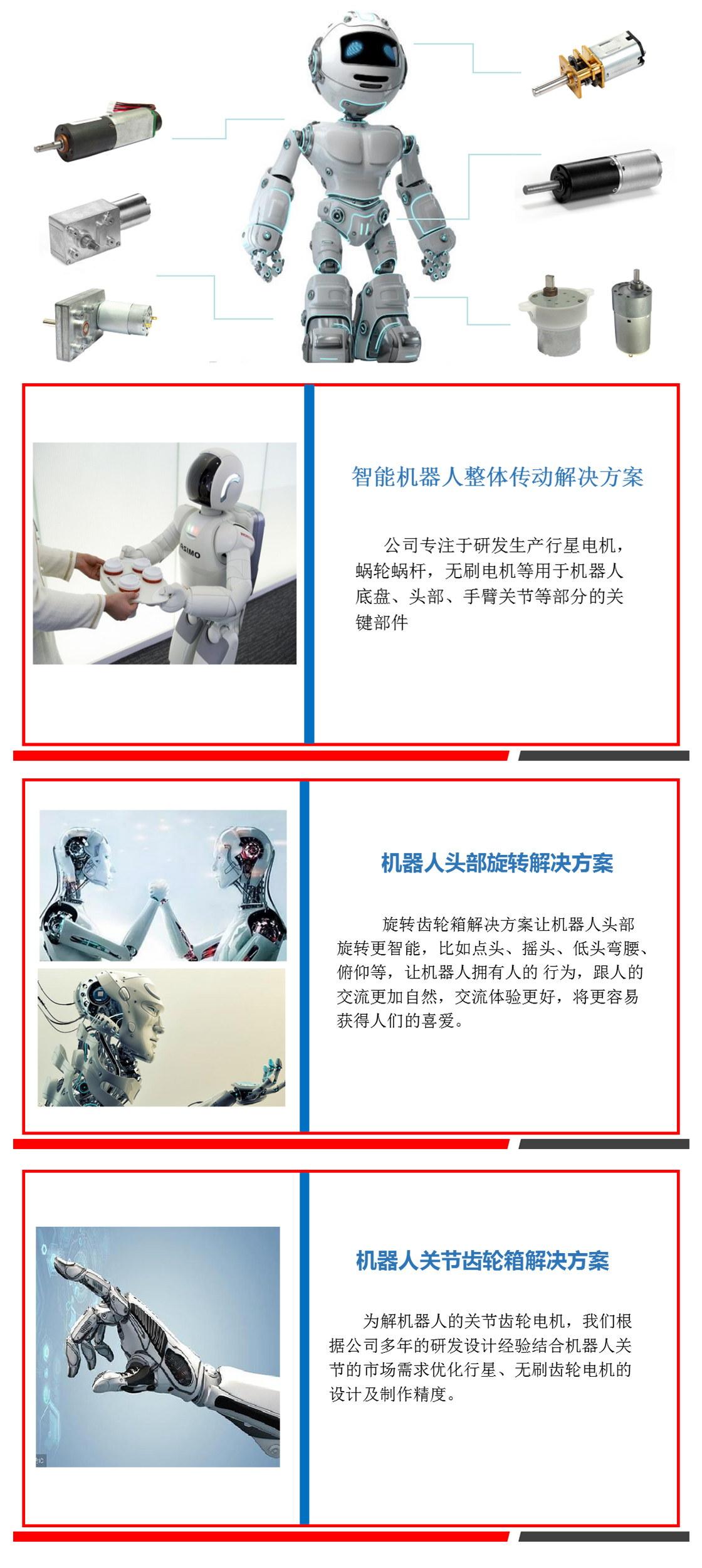 智能机器人应用