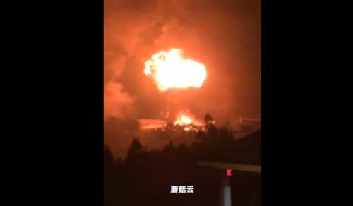 """广东通报""""8•6""""火灾 企业重生产轻安全"""