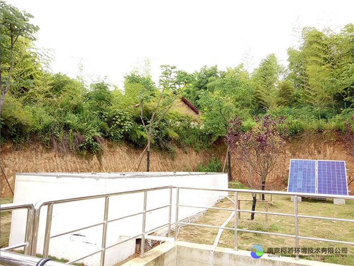 新型复合人工湿地