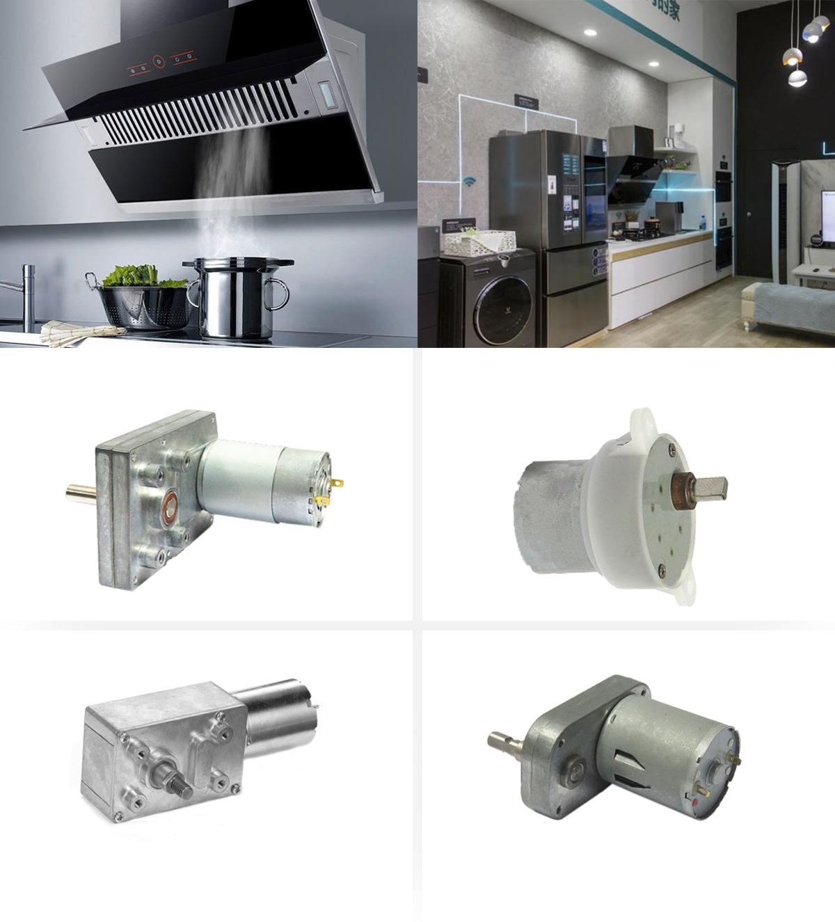 厨房电器应用