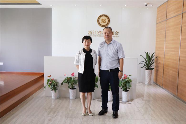 【来访】德阳市委副书记刘会英一行莅临英国威廉希尔公司网址考察指导工作