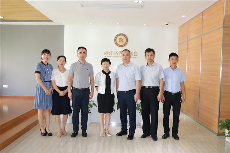 【来访】德阳市委副书记刘会英一行莅临亚虎下载app考察指导工作