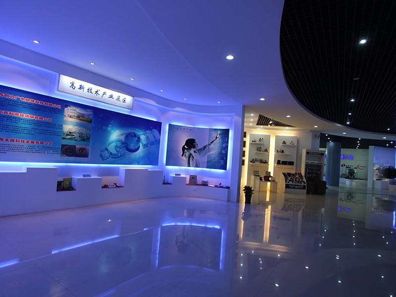 南昌小兰经济技术开发区规划馆划馆数字展厅