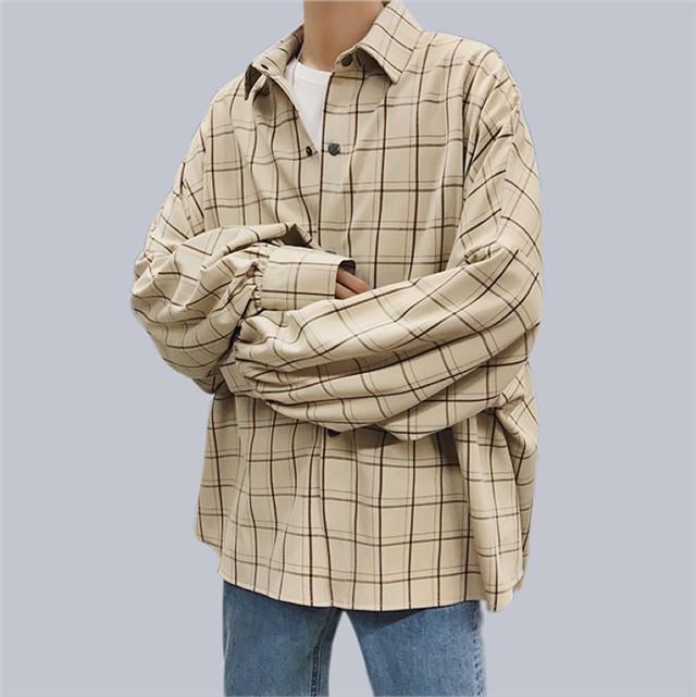 如何选择最有格调的格纹衬衫?