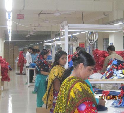 服裝制造業
