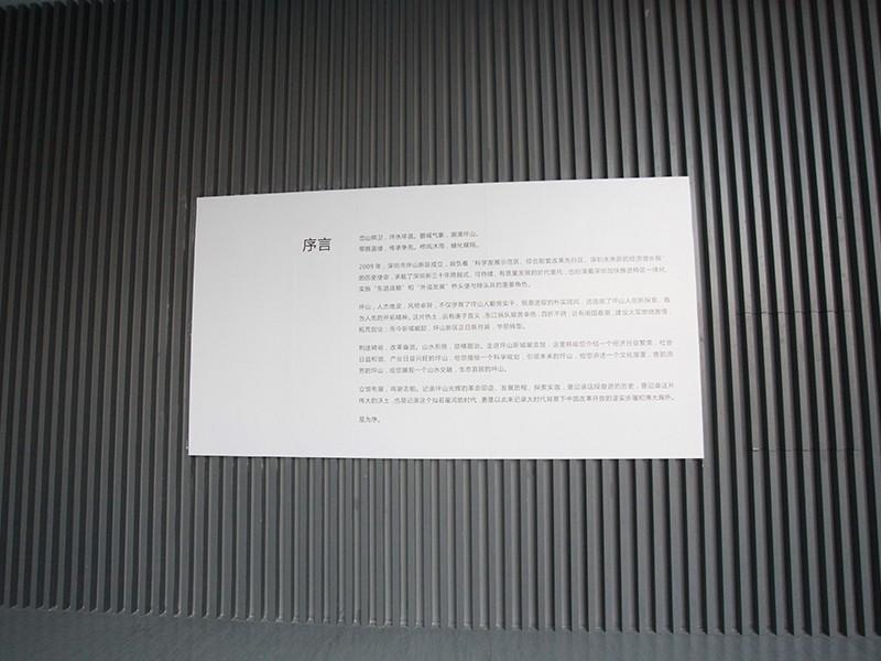 坪山规划馆数字沙盘项目